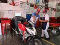 Đẩy mạnh vận động người dân tham gia kiểm tra khí thải xe mô tô, xe gắn máy