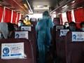TP. Hồ Chí Minh thực hiện các biện pháp phòng chống dịch trong hoạt động vận tải