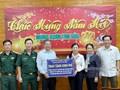TPHCM hỗ trợ gần 900 triệu đồng để tỉnh Bình Phước chăm lo Tết cho người dân khó khăn, dân tộc thiểu số