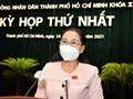 Ngày mai 24-6, TPHCM bầu Chủ tịch HĐND TPHCM, Chủ tịch UBND TPHCM