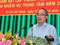 Bí thư Thành ủy TPHCM: Công khai vi phạm với người dân để hoàn thiện hơn
