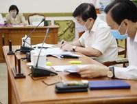 Thông tin báo chí về tình hình dịch bệnh Covid-19 trên địa bàn TP. Hồ Chí Minh ngày 17/8/2020