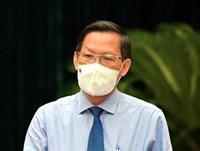 Chủ tịch UBND TPHCM Phan Văn Mãi: Mục tiêu giảm tử vong, đảm bảo an sinh xã hội