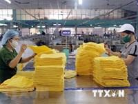 TP.HCM: Công nhân phấn khởi trở lại làm việc sau thời gian giãn cách