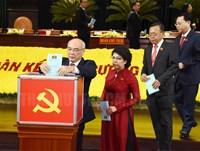 Danh sách Ban Thường vụ Thành ủy TPHCM Khóa XI