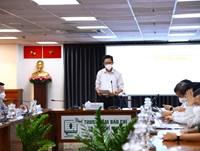 Thông tin họp báo về công tác phòng chống dịch COVID-19 tại TPHCM ngày 21/9