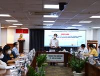 Thông tin họp báo về công tác phòng, chống COVID-19 tại TPHCM ngày 04/10