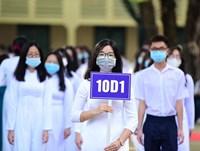 TPHCM: Công bố điểm chuẩn và hướng dẫn đăng ký nhập học lớp 10 THPT năm 2021-2022