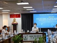Thông tin báo chí về tình hình phòng chống dịch COVID-19 tại TPHCM ngày 26/8