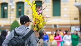 TPHCM: Những hình ảnh dễ thương trong ngày đầu năm mới 2021