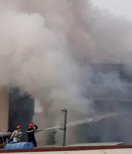 Chủ tịch nước gửi lời chia buồn sâu sắc với các gia đình có người gặp nạn trong vụ cháy ở quận 11