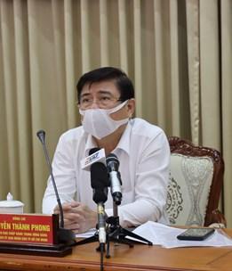 Thông tin báo chí về công tác phòng, chống dịch bệnh Covid-19 trên địa bàn TPHCM ngày 08/2/2021