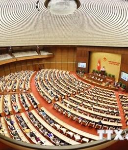 Khai mạc trọng thể Kỳ họp thứ 2 Quốc hội khóa XV tại Hà Nội