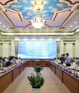 Hình ảnh Hội thảo Khoa học về phục hồi và phát triển kinh tế - xã hội TPHCM giai đoạn 2022 – 2025