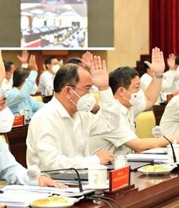 Thông cáo báo chí: Kết quả Hội nghị Ban Chấp hành Đảng bộ Thành phố Hồ Chí Minh khóa XI mở rộng lần thứ 9