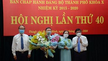 TP. Hồ Chí Minh chính thức có thêm Phó Chủ tịch UBND Thành phố