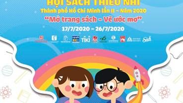 Hội sách Thiếu nhi TP. Hồ Chí Minh lần II - năm 2020