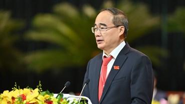 Diễn văn khai mạc Đại hội Đại biểu Đảng bộ TPHCM lần thứ XI