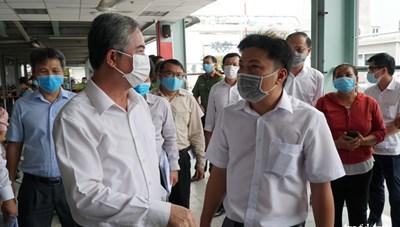 Tổng hợp thông tin báo chí liên quan đến TP. Hồ Chí Minh ngày 7/5/2021