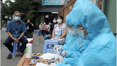 Sáng 19/6: TPHCM ghi nhận thêm 40 ca nhiễm mới là các tiếp xúc của các bệnh nhân đã được công bố