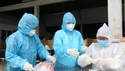 Thông tin về dịch bệnh COVID-19 tại TPHCM (cập nhật 7g ngày 19/6/2021)