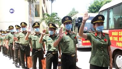 Tổng hợp thông tin báo chí liên quan đến TP. Hồ Chí Minh ngày 6/7/2021