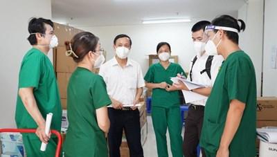 Tổng hợp thông tin báo chí liên quan đến TP. Hồ Chí Minh ngày 16/8/2021