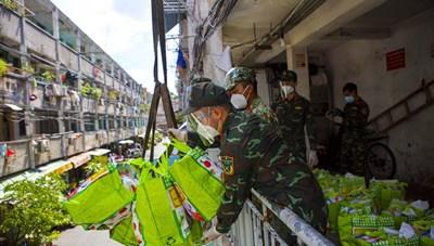 Tổng hợp thông tin báo chí liên quan đến TP. Hồ Chí Minh ngày 7/9/2021