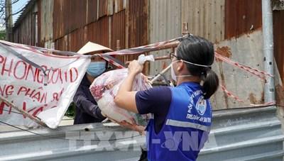 Gần 1.800.000 túi an sinh được chuyển đến các quận, huyện, TP Thủ Đức