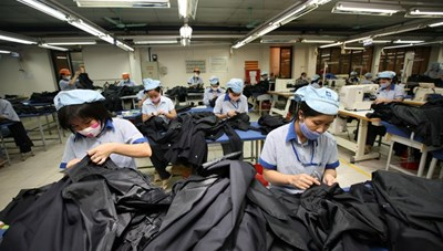 Hỗ trợ doanh nghiệp sử dụng nguồn lao động lớn