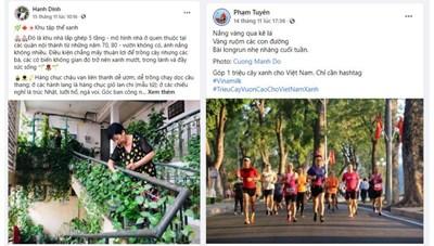 """Chiến dịch """"xanh"""" của cộng đồng khép lại, hành trình trồng triệu cây xanh cho Việt Nam bắt đầu"""