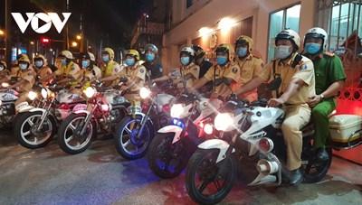 Công an TPHCM mở cao điểm chống đua xe, gây rối trật tự công cộng