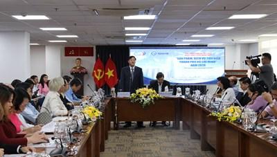 """108 doanh nghiệp đạt danh hiệu """"sản phẩm, dịch vụ tiêu biểu Thành Phố Hồ Chí Minh"""" năm 2019"""