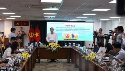 Công bố nguyên nhân gây ra hiện tượng mù quang hoá tại TP. Hồ Chí Minh