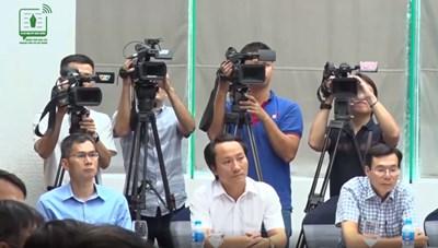 Lãnh đạo Thành phố Hồ Chí Minh gặp gỡ báo chí nhân dịp Kỷ niệm 94 năm ngày báo chí cách mạng Việt Nam 21/6/1925 - 21/6/2019