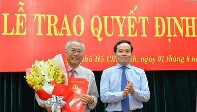 Đồng chí Nguyễn Cư làm Bí thư Đảng ủy Tổng Công ty Công nghiệp In – Bao bì Liksin