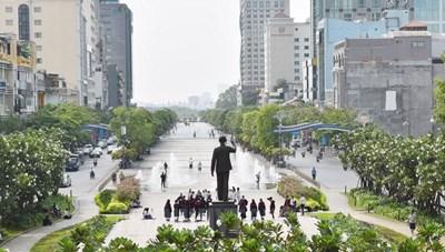 TP. Hồ Chí Minh tổ chức biểu diễn nghệ thuật định kỳ tại Phố đi bộ Nguyễn Huệ