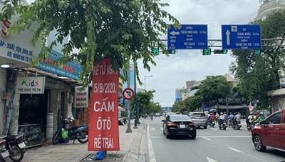 Sở Giao thông vận tải phản hồi thông tin về tổ chức giao thông khu vực sân bay Tân Sơn Nhất