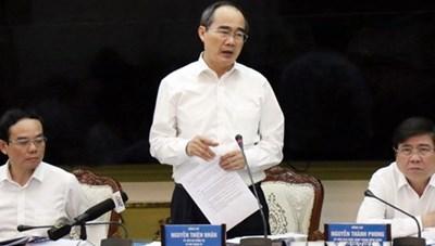TP. Hồ Chí Minh sẽ xây dựng bệnh viện dã chiến phù hợp tình hình dịch nCoV