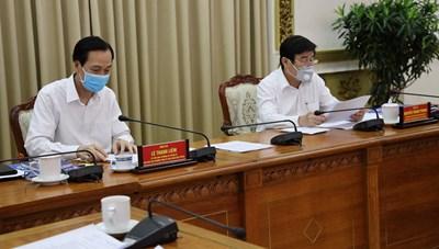 Thông tin báo chí về tình hình dịch bệnh Covid-19 trên địa bàn TP. Hồ Chí Minh ngày 31/3/2020