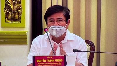 Thông tin báo chí về tình hình dịch bệnh Covid-19 trên địa bàn TP. Hồ Chí Minh ngày 03/4/2020