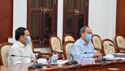 Thông tin báo chí về tình hình dịch bệnh Covid-19 trên địa bàn TP. Hồ Chí Minh ngày 06/4/2020