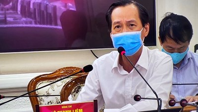 Thông tin báo chí về tình hình dịch bệnh Covid-19 trên địa bàn TP. Hồ Chí Minh ngày 09/4/2020
