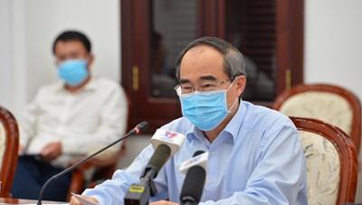 Thông tin báo chí về tình hình dịch bệnh Covid-19 trên địa bàn TP. Hồ Chí Minh ngày 20/4/2020