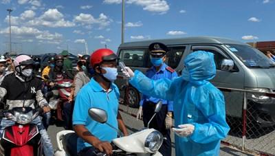 Thông tin báo chí về tình hình dịch bệnh Covid-19 trên địa bàn TP. Hồ Chí Minh ngày 27/4/2020