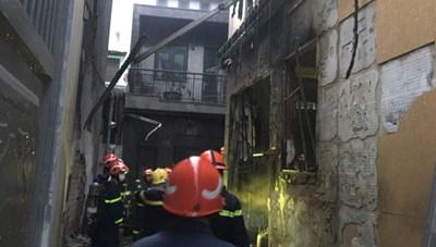 Thông tin ban đầu về vụ cháy nhà làm 08 người chết ở Quận 11