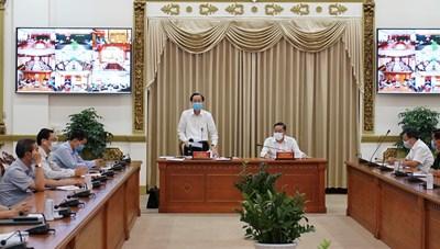 Thông tin báo chí về tình hình dịch bệnh Covid-19 trên địa bàn TP. Hồ Chí Minh ngày 31/7/2020