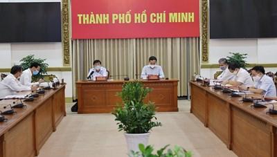Thông tin báo chí về tình hình dịch bệnh Covid-19 trên địa bàn TP. Hồ Chí Minh ngày 10/8/2020