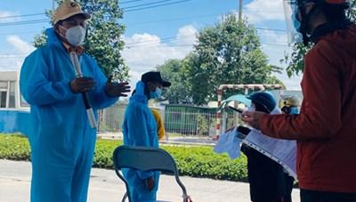 Phản hồi thông tin về việc xử phạt xe ô tô tải trên đường Nguyễn Xiển, TP Thủ Đức