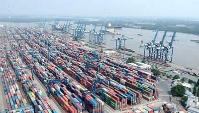 Mở lại hoạt động xuất khẩu gạo tại Bến 125 Cảng Cát Lái